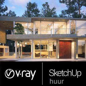 Vray-shop-huur